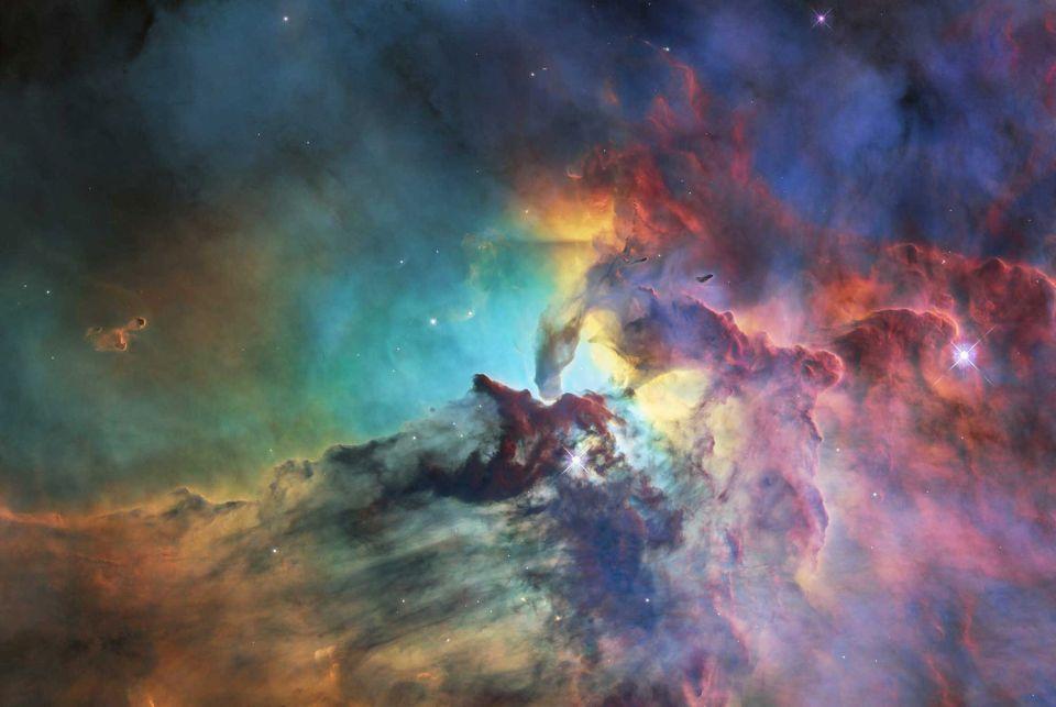 Skrášlite si čakanie naVianoce sadventným kalendárom zHubblovho vesmírneho ďalekohľadu