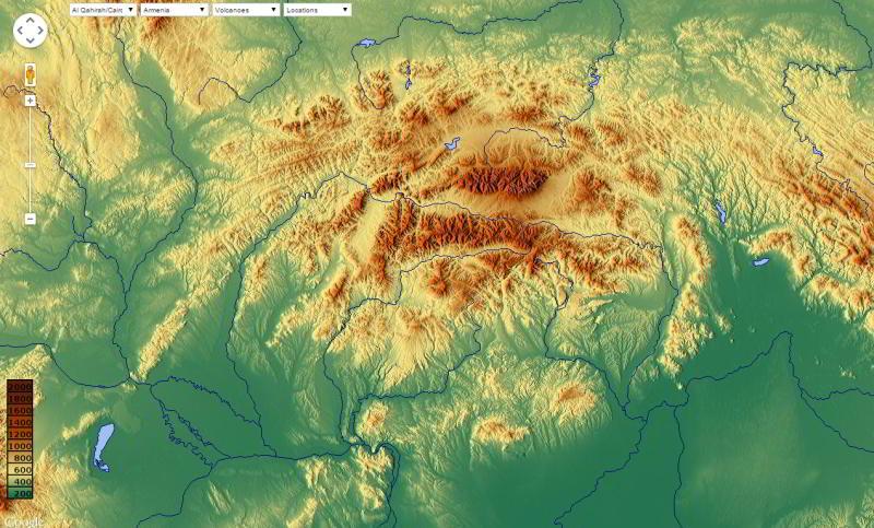 Ak vám vGoogle Maps chýba zobrazenie reliéfu, už nemusí.