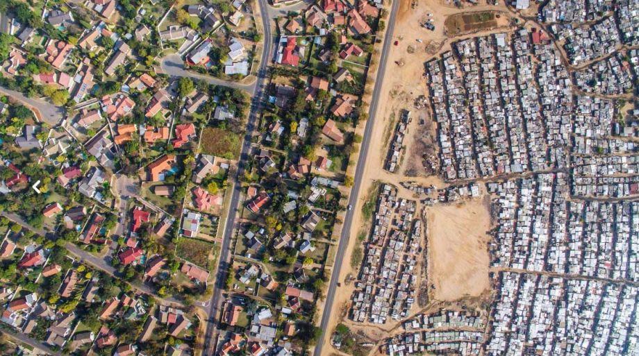 Dve tváre Kapského mesta