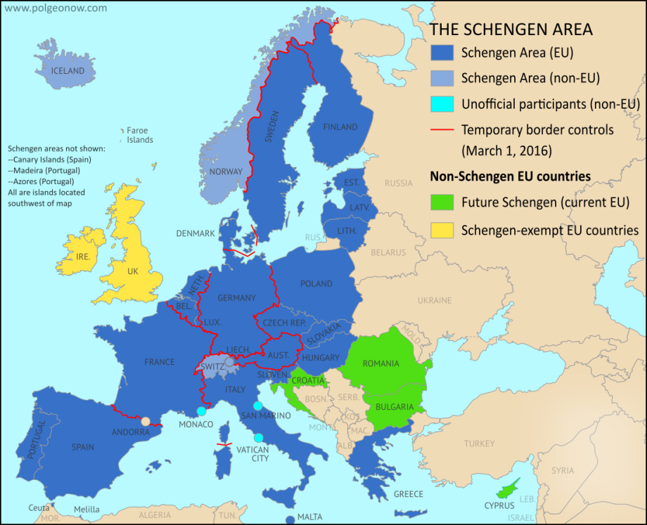 Schengen je nepriepustný akonikdy predtým