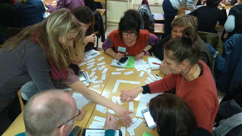 workshop skupinové vyučovanie
