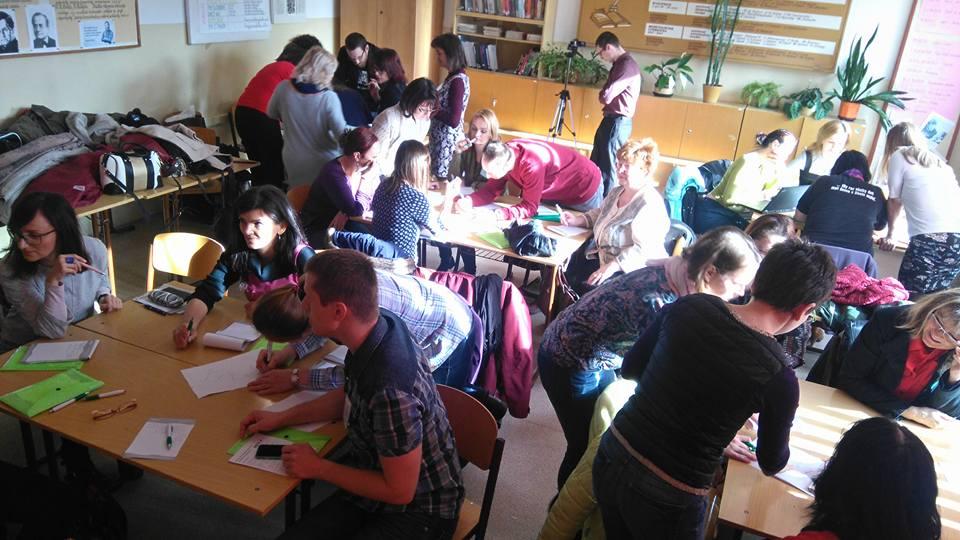 vzdelávanie učiteľov geografie