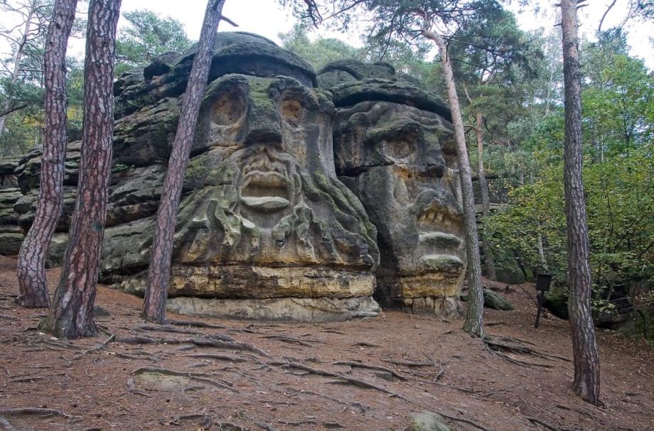 Česko je domovom podivných sôch. Pozrite si niektoré znich