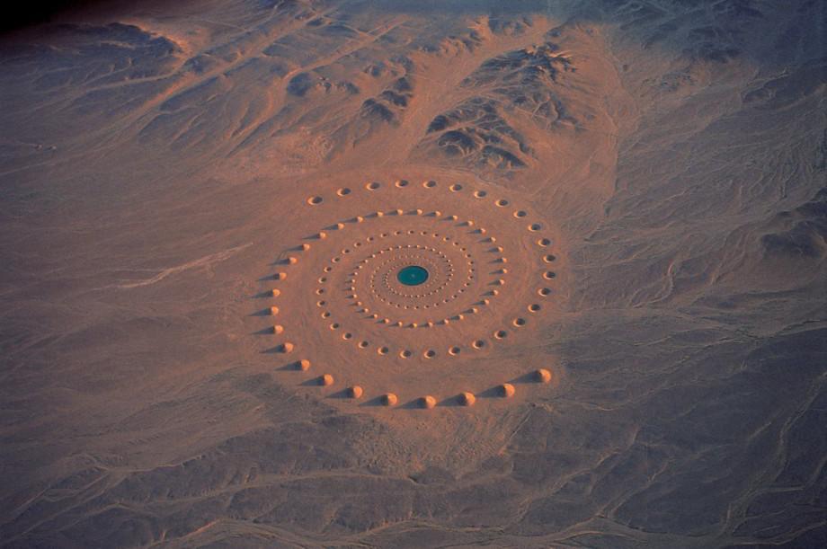 Výdych púšte –umelecké dielo, ktoré sa nezmestí dogalérie
