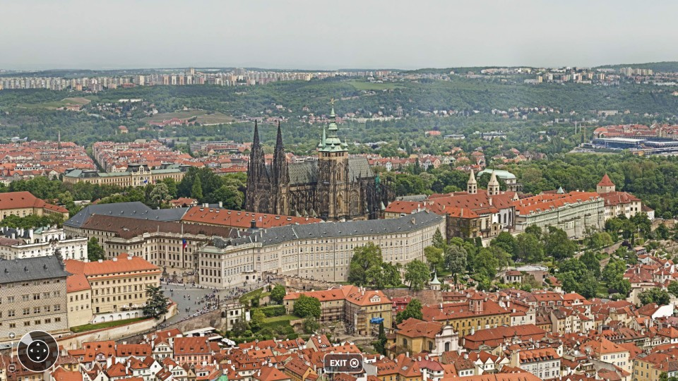 Pozrite si najväčšiu panoramatickú fotografiu Prahy