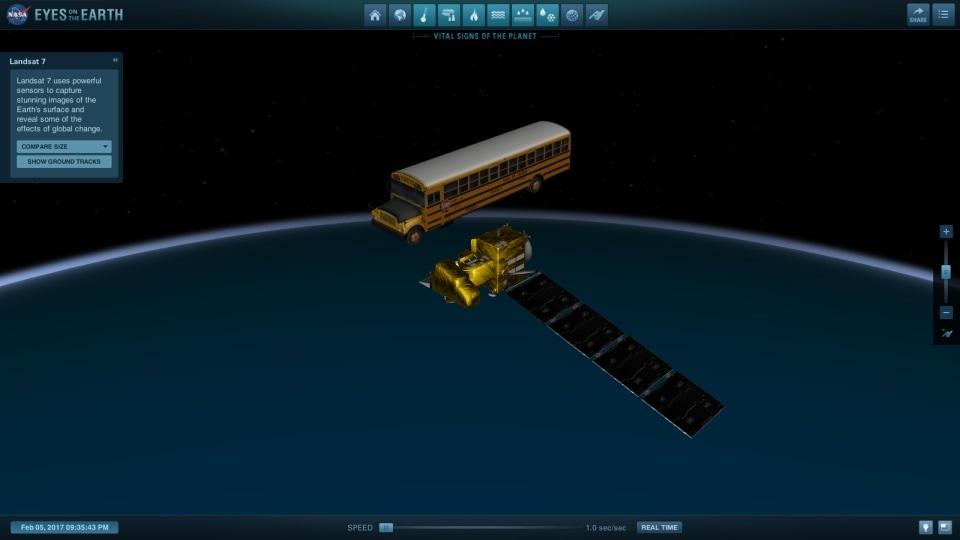 materiály NASA pre školy