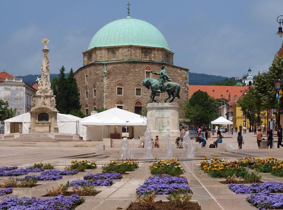 Turecké mešity vMaďarsku