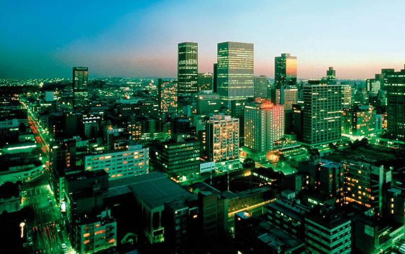 hlavné mesto Gaborone