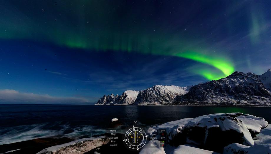 360 stupňové panorámy vás prenesú dohôr sveta