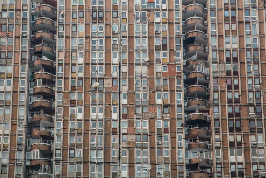 Sarajevo –portrét mesta 20 rokov povojne