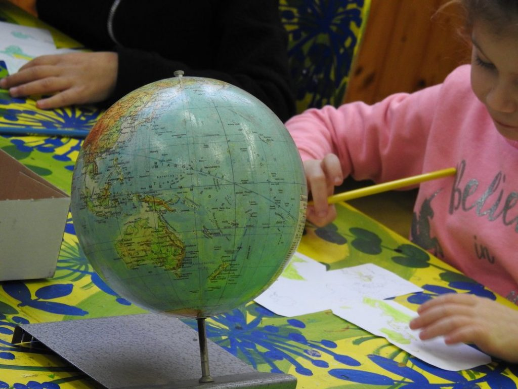zážitková geografia škola