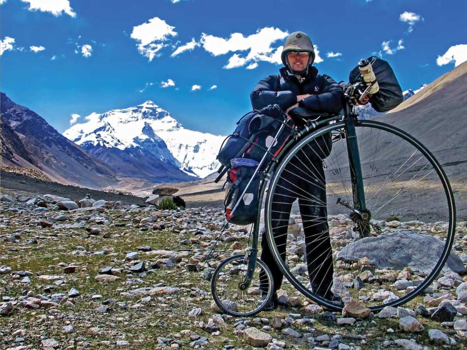 Na bicykli okolo sveta akozaviktoriánskych čias