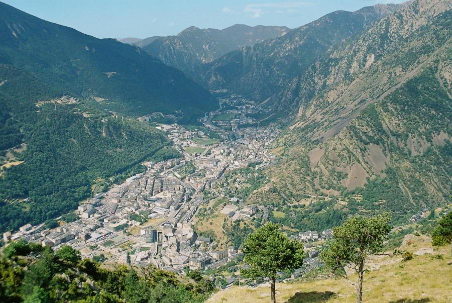 Hlavné mesto, ktoré je knebu najbližšie vEurópe
