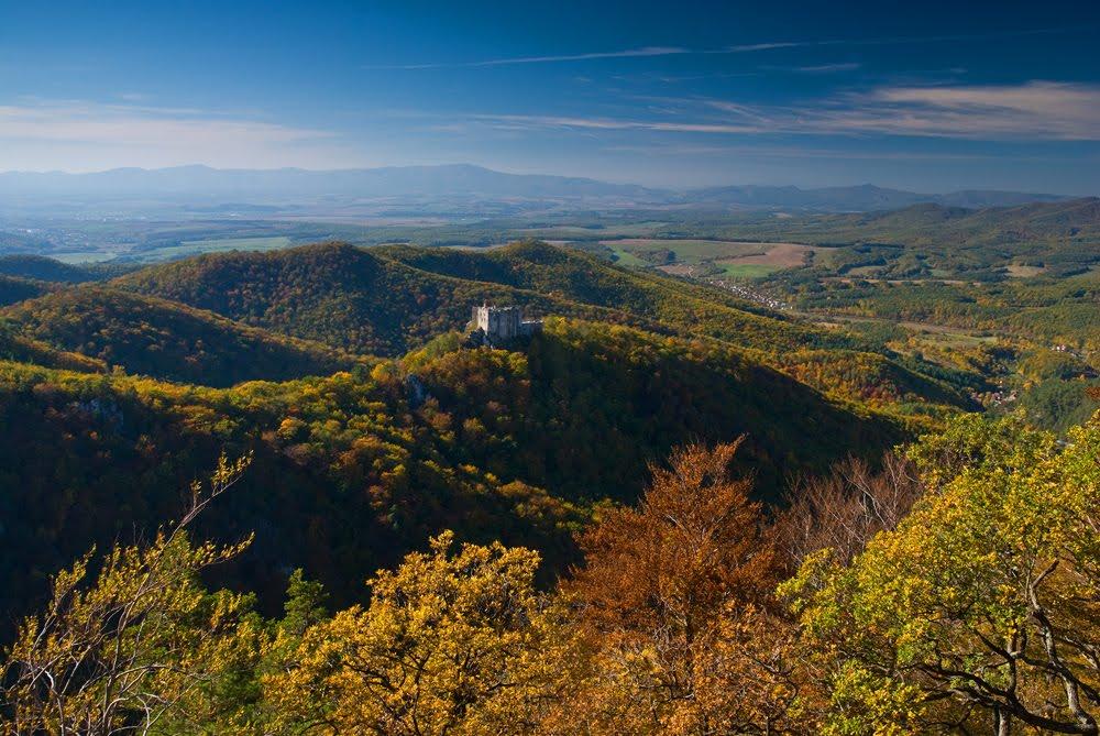 Slovenská príroda nafotografiách Jara Kosťála