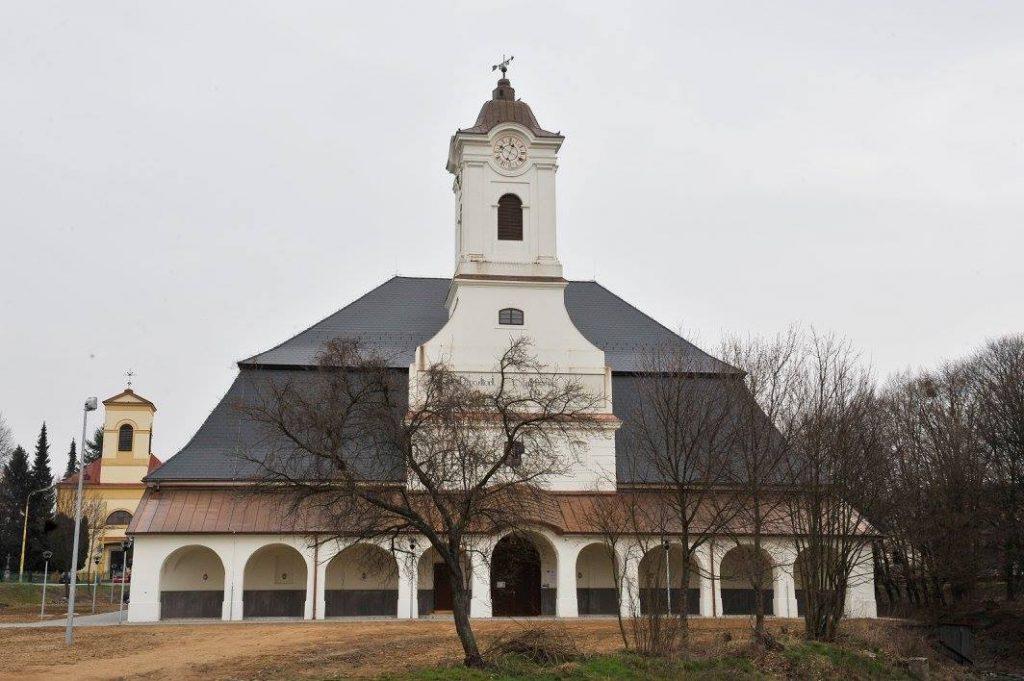 Prešovský Solivar vnovom šate