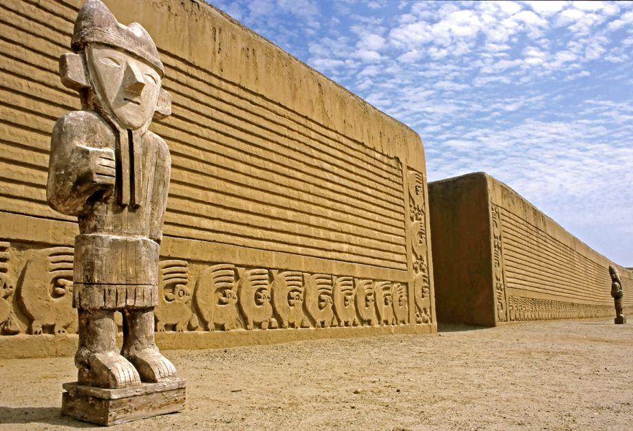 Zabudnite naMachu Picchu, mesto Chan Chan prekvitalo ešte predInkami