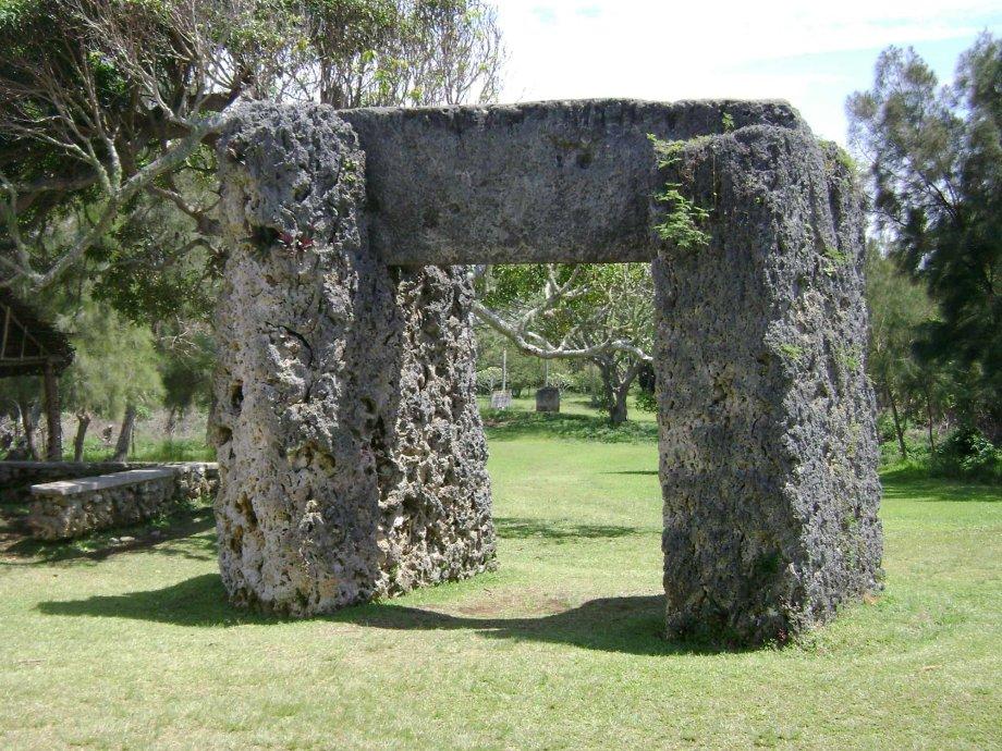Haʻamonga ʻa Maui –Stonehenge Pacifiku