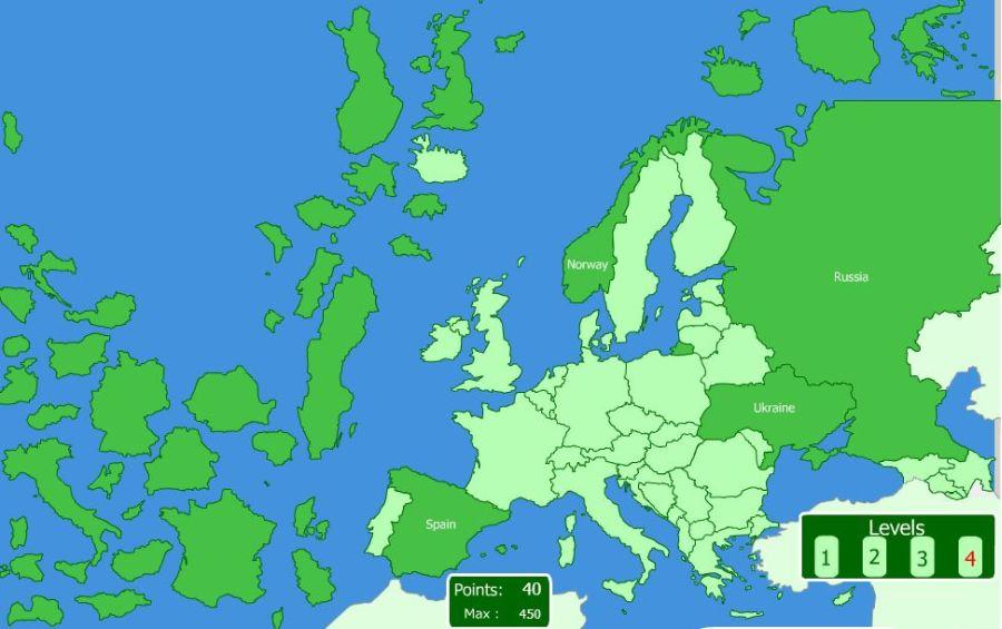 Mapové hry (nielen) navíkend