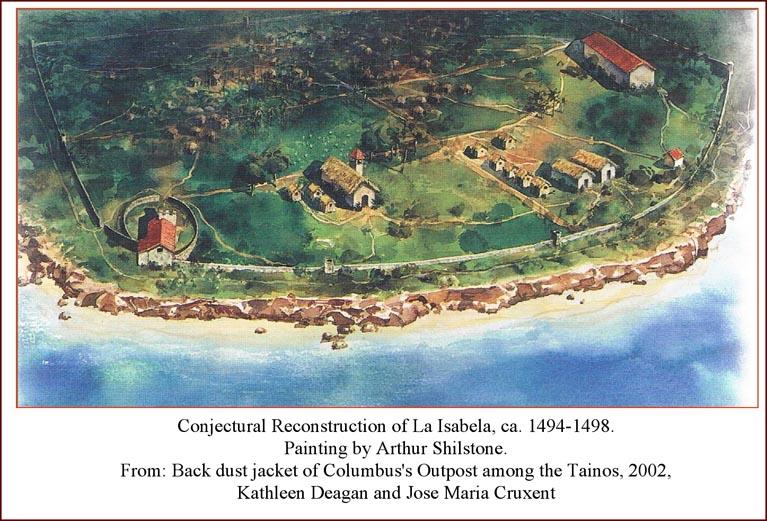 osada La Isabela