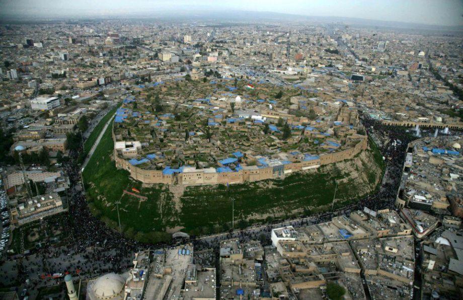 Arbíl –hlavné mesto irackého Kurdistanu