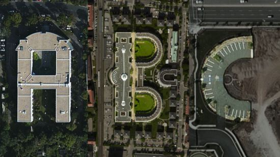 abeceda v Google Maps