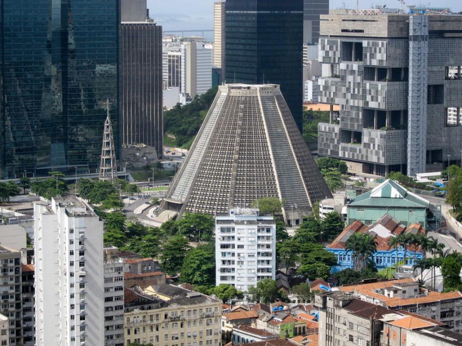 Rio de Janeiro nie je len socha Krista Spasiteľa. Pozrite si katedrálu, ktorej architektúra prekvapuje
