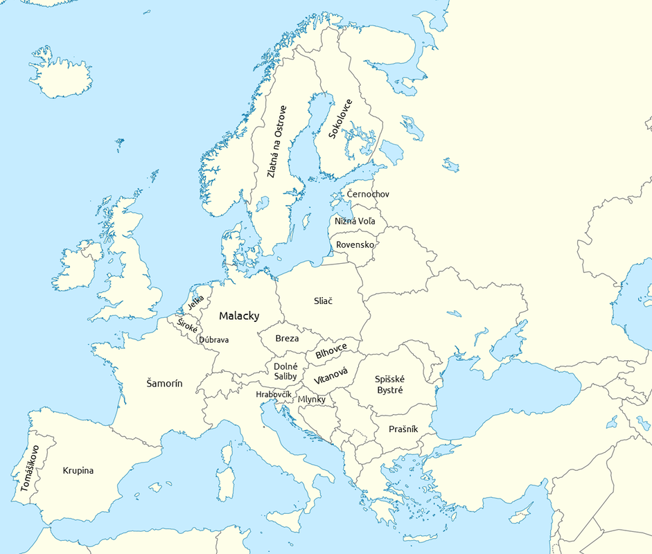 Keby boli kvóty naprerozdelenie utečencov slovenskými obcami