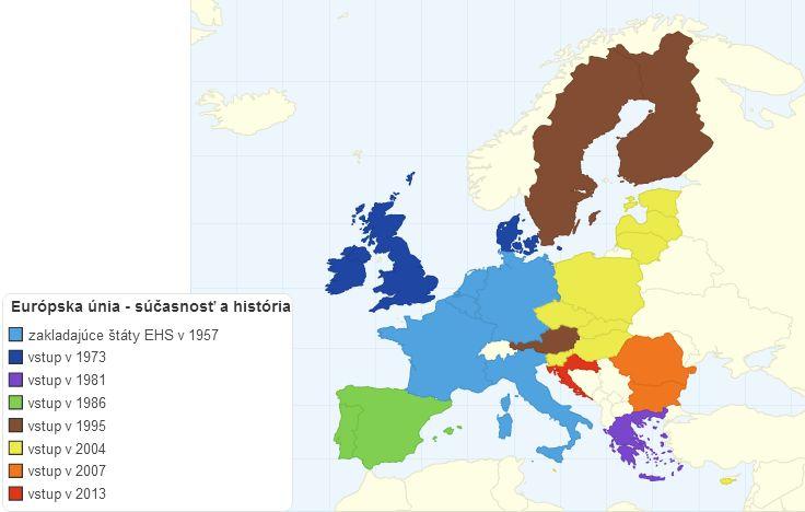 mapové cvičenie geografia
