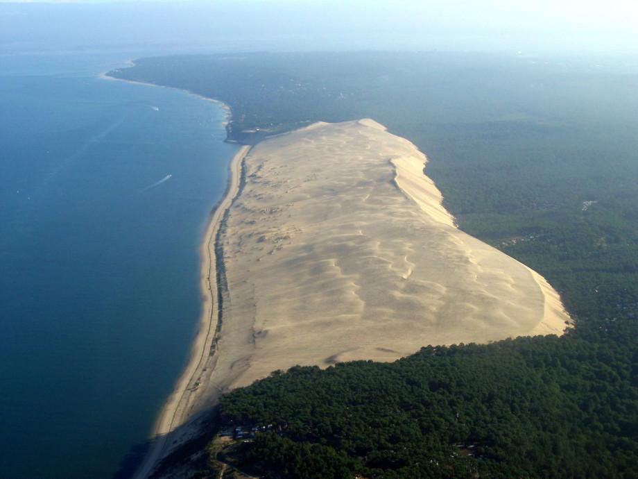 Najväčšia piesková duna Európy