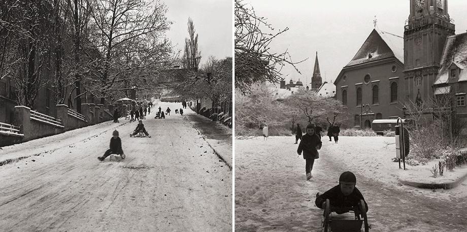 Historické fotografie Bratislavy vás prenesú včase