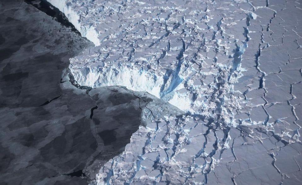 Ako sa darí ľadovcom vAntarktíde? Pozrite si zábery výskumného projektu NASA