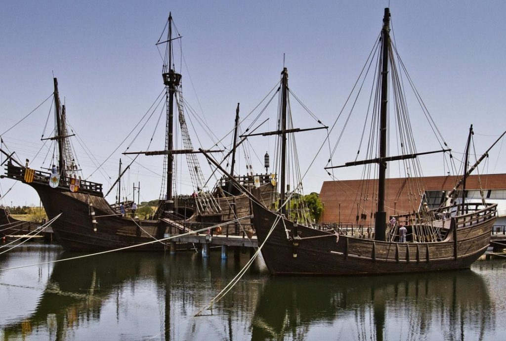 Tri lode, ktoré zmenili svet