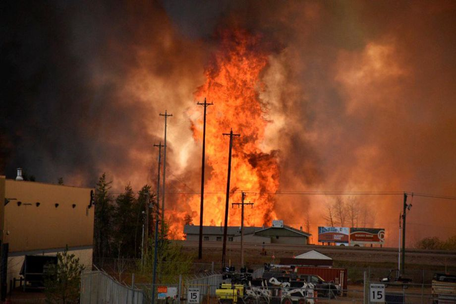 Peklo naZemi. Pozrite si fotografie požiaru vkanadskej Alberte