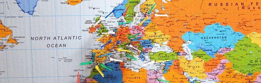 mapová pátračka