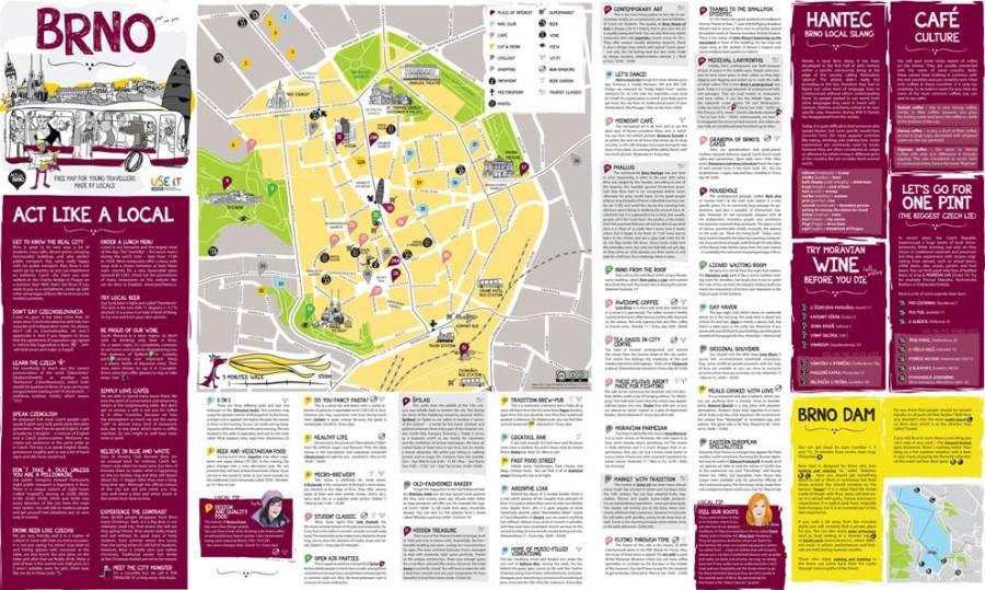 USE-IT sprievodcovia európskymi mestami premladých odmladých