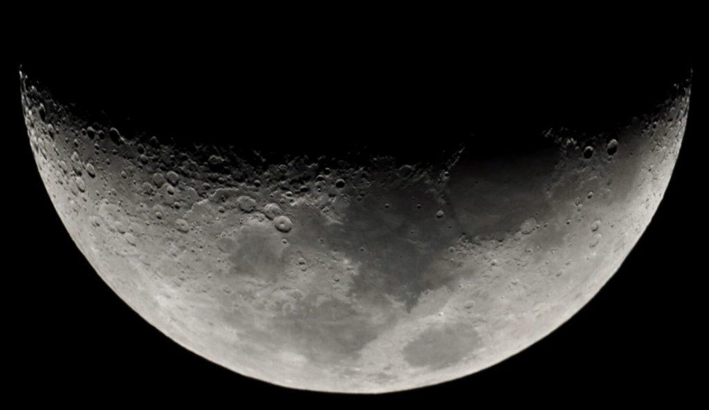Krátery naMesiaci (pokus)