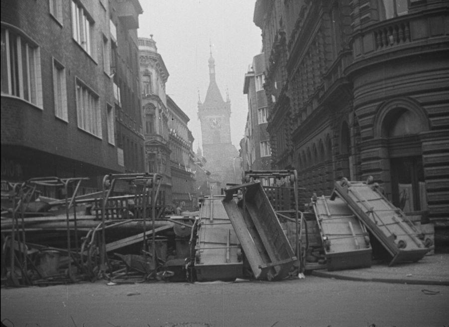 Pražské povstanie posedemdesiatich rokoch