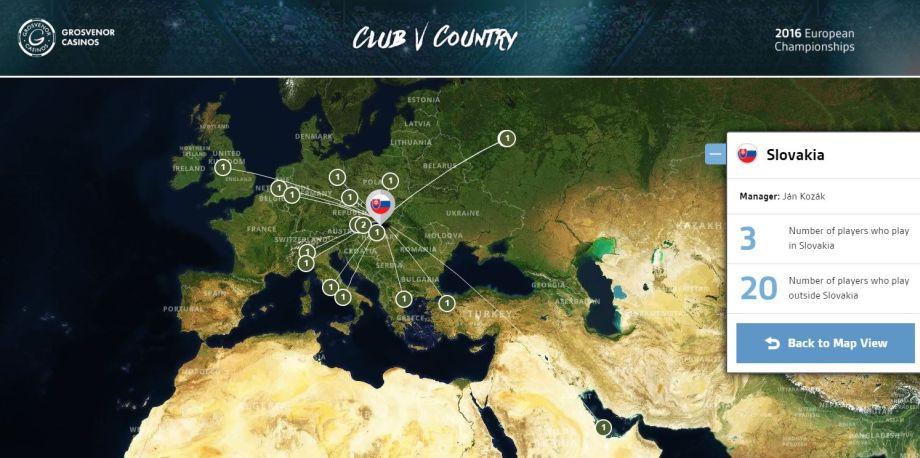 Mapy, ktoré vám vysvetlia Euro 2016