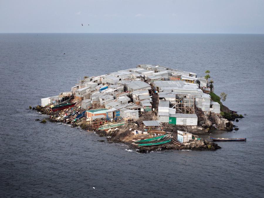 ostrov Migingo extrém