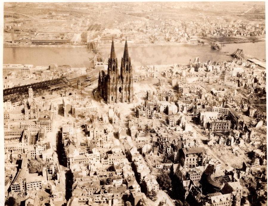 Pozrite si Kolín aďalšie európske mestá po2.svetovej vojne