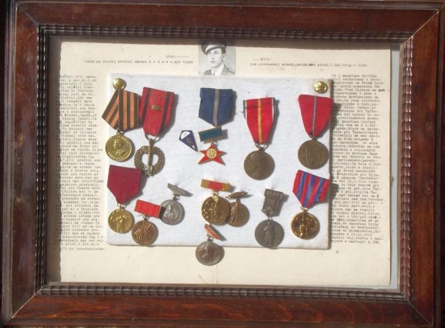 Cesta ktorú prešiel môj starý otec akovojak počas II. svetovej vojny