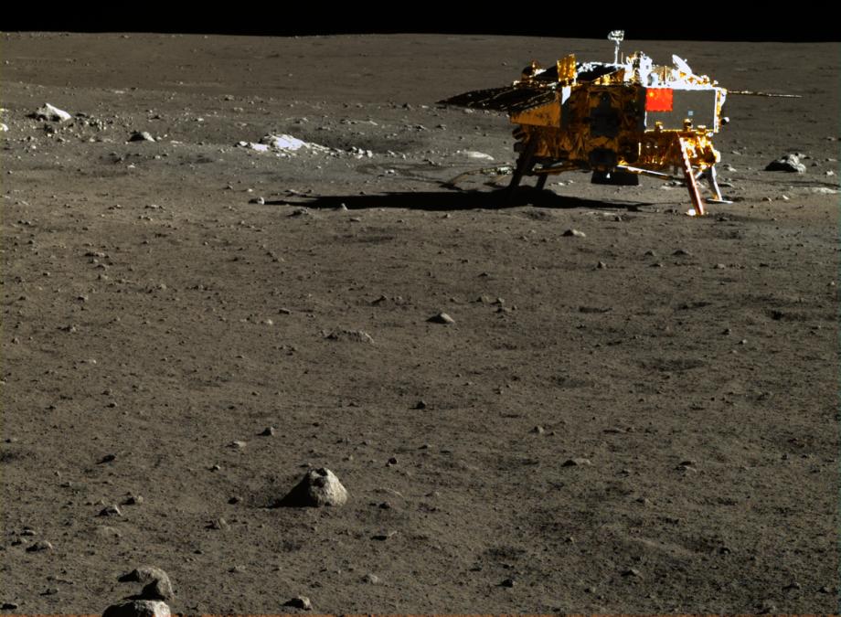 Mesiac nazáberoch čínskeho rovera Yutu