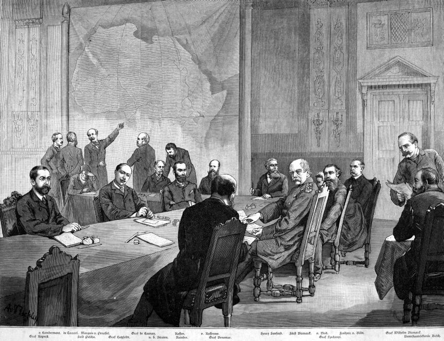 Berlínska konferencia