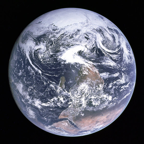 Blue Marble fotka Zeme