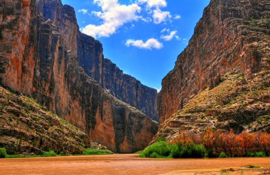 Big Bend –národný park vohybe Rio Grande