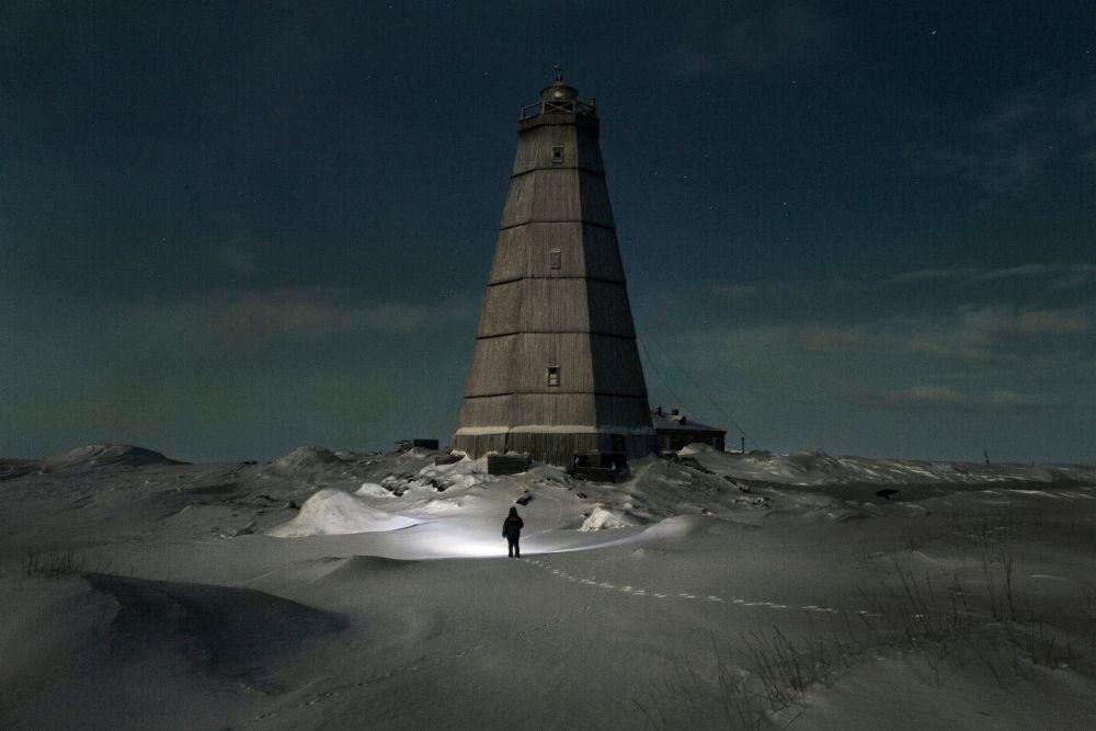 Život osamote. Pozrite si príbeh meteorológa vruskej Arktíde