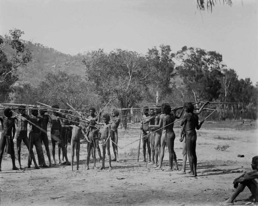 Austrália napočiatku 20.storočia