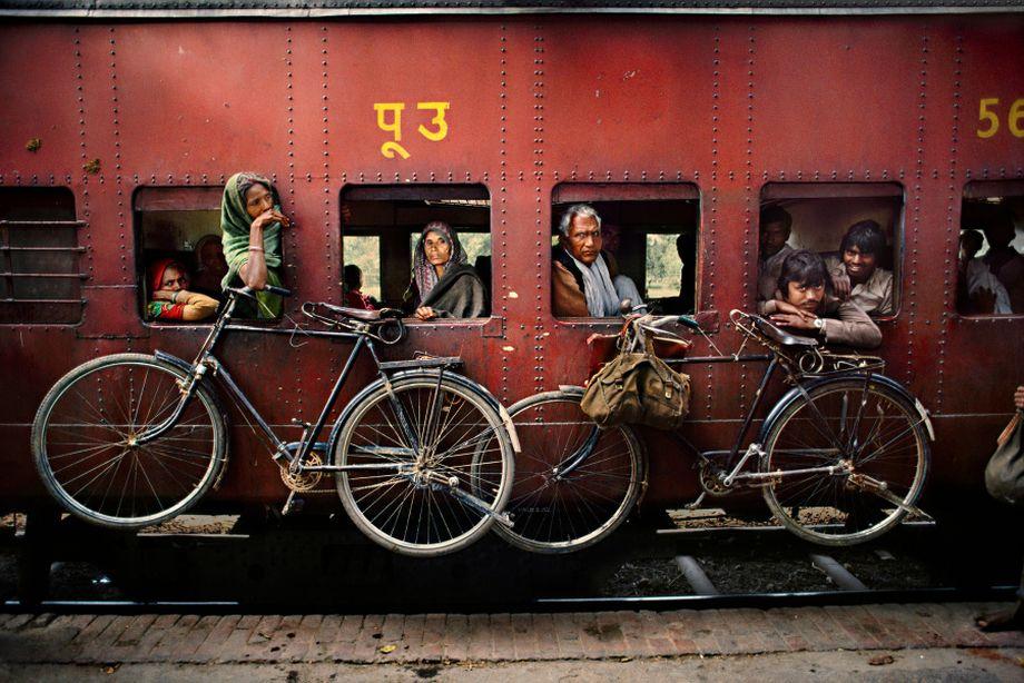 Fotografie nakaždý deň –Steve McCurry ajeho tvorba