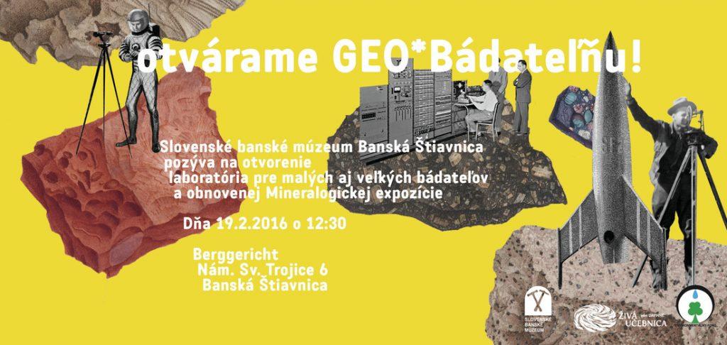 Slovenské banské múzeum otvára GEO*Bádateľňu. Príďte sa natopozrieť!