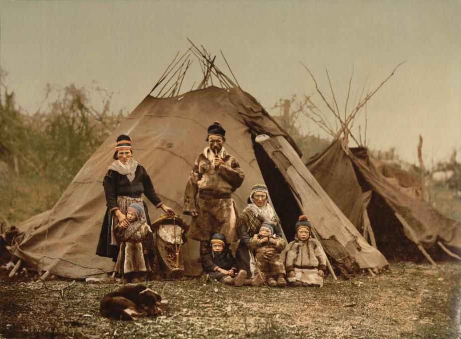 Saamovia –Indiáni Európy